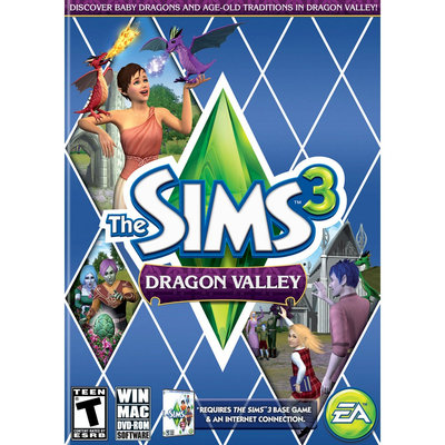 Electronic Arts The Sims 3 Dragon Valley (PC/Mac)