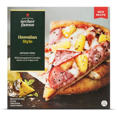Archer Farms Hawaiian Pizza 12.5 oz