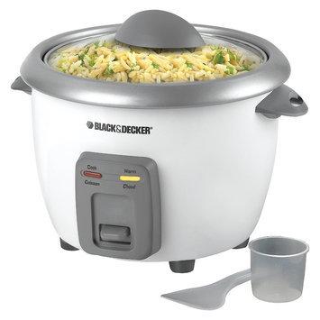 Black & Decker Rice Cooker- RC3406