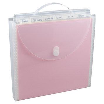 Advantus Cropper Hopper Expandable Paper Organizer, 12