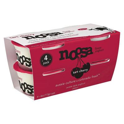 Noosa Yoghurt Tart Cherry 4 pk
