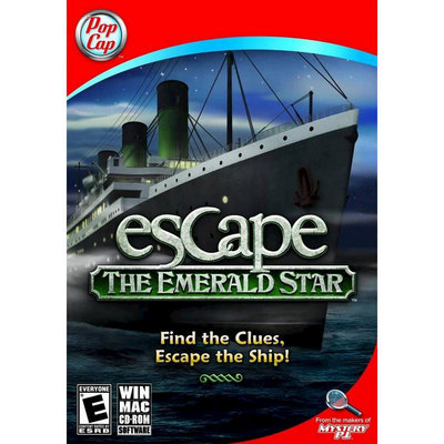 Electronic Arts escape: The Emerald Star - Electronic Software Download (PC)