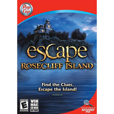 Electronic Arts escape: Rosecliff Island - Electronic Software Download (PC)