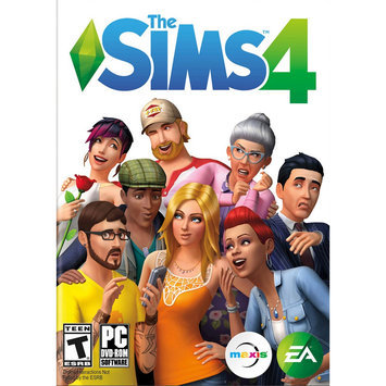 Electronic Arts The Sims 4 (PC/MAC)