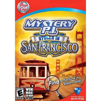 Electronic Arts Mystery P.I. Stolen In San Francisco - Electronic Software Download (PC)
