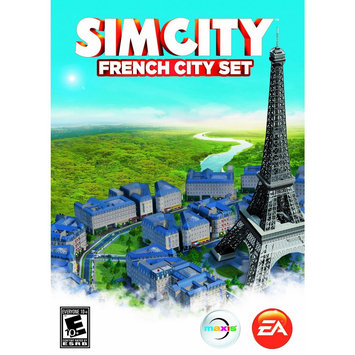 Electronic Arts SimCity: French City Set - Electronic Software Download (PC Games)