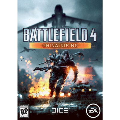 Electronic Arts Battlefield 4: China Rising - Electronic Software Download (PC)