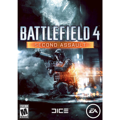 Electronic Arts Battlefield 4: Second Assault - Electronic Software Download (PC)