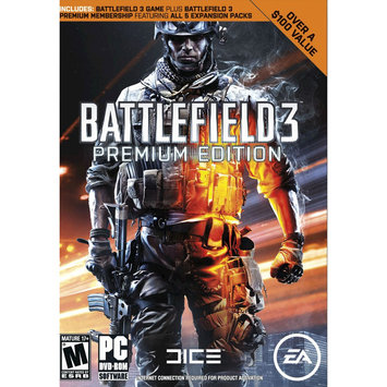 Electronic Arts Battlefield 3: Premium Edition - Electronic Software Download (PC)