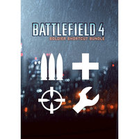 Electronic Arts Battlefield 4: Soldier Shortcut Bundle - Electronic Software Download (PC)