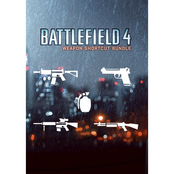 Electronic Arts Battlefield 4: Weapon Shortcut Bundle - Electronic Software Download (PC)