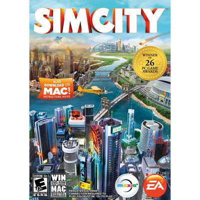 Electronic Arts SimCity - Electronic Software Download (PC/Mac)
