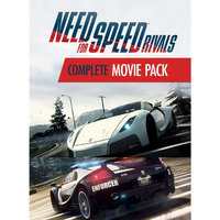 Electronic Arts Need For Speed Rivals: Complete Movie Pack - Electronic Software Download (PC)