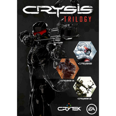 Electronic Arts Crysis: Trilogy - Electronic Software Download (PC)
