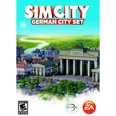 Electronic Arts SimCity: German City Set - Electronic Software Download (PC Games)