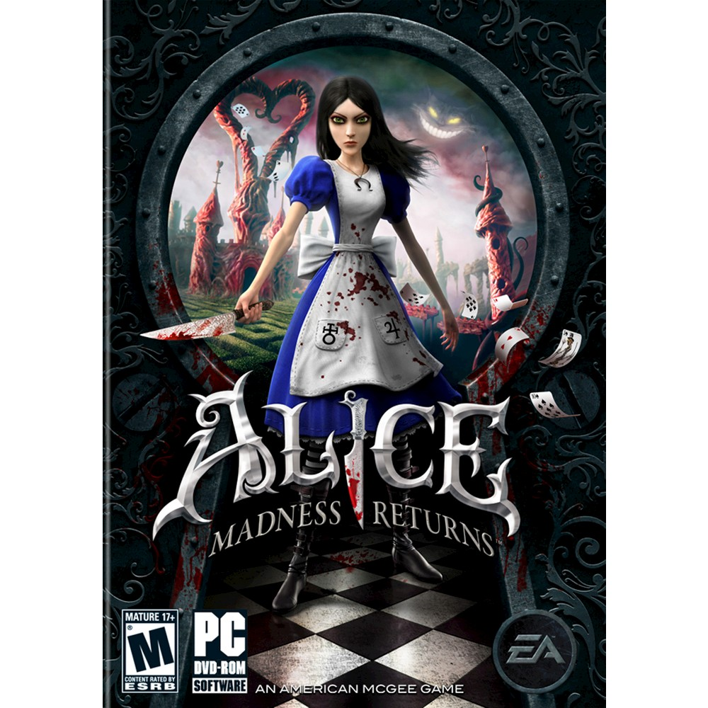 Electronic Arts Alice: Madness Returns - Electronic Software Download (PC)