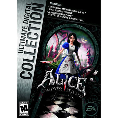 Electronic Arts Alice: Madness Returns Ultimate Digital Collection - Electronic Software Download (PC)