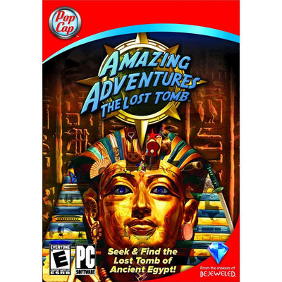 Electronic Arts Amazing Adventures: The Lost Tomb - Electronic Software Download (PC)