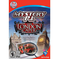 Electronic Arts Mystery P.I. The London Caper - Electronic Software Download (PC)