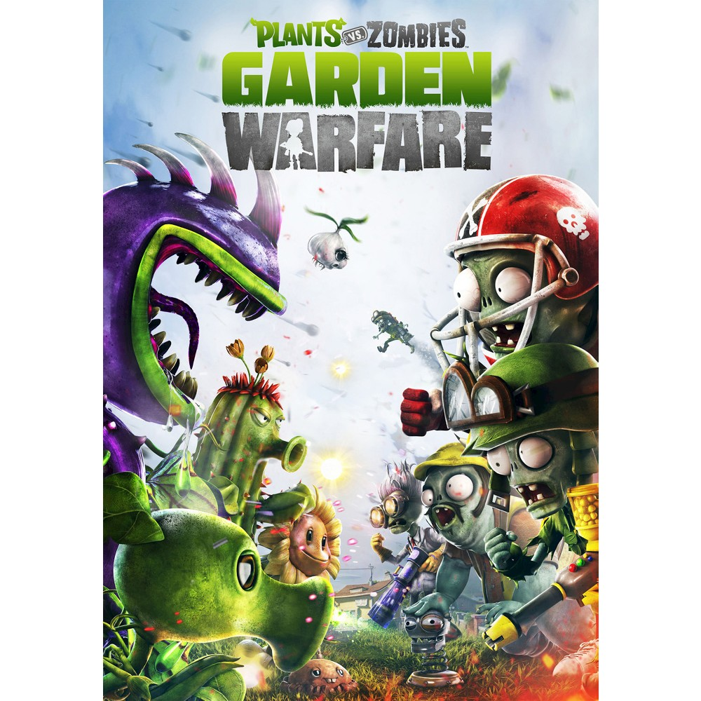 Electronic Arts Plants vs. Zombies: Garden Warfare - Electronic Software Download (PC)