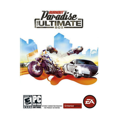 Electronic Arts Burnout Paradise: The Ultimate Box - Electronic Software Download (PC)