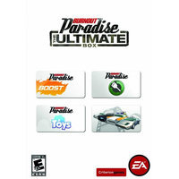 Electronic Arts Burnout Paradise: The Ultimate Box (Bonus Vehicle Pack) - Electronic Software Download (PC)