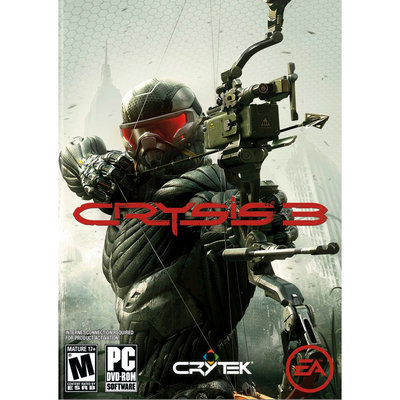 Electronic Arts Crysis 3 - Electronic Software Download (PC)