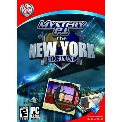 Electronic Arts Mystery P.I. The New York Fortune - Electronic Software Download (PC)