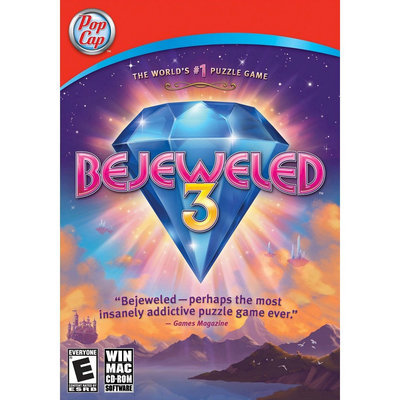 Electronic Arts Bejeweled 3 - Electronic Software Download (PC)