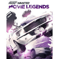 Electronic Arts Need For Speed Most Wanted: Movie Legends - Electronic Software Download (PC)