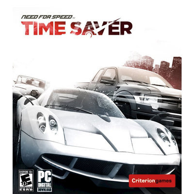 Electronic Arts Need For Speed Most Wanted: Time Saver - Electronic Software Download (PC)