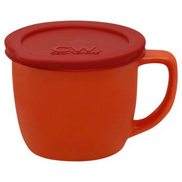 CW by CorningWare Popins Vermillion Mug