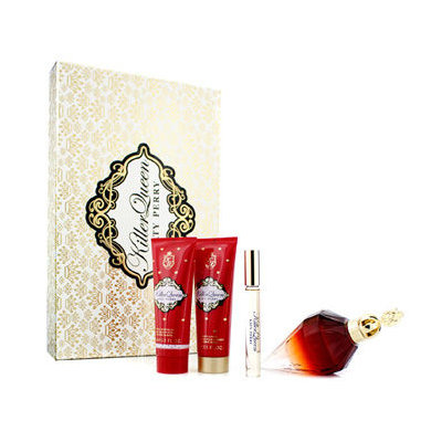 Katy Perry Killer Queen Perfume Gift Set-Value $97
