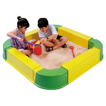 Kettler Kettlr 4 Sided Sandbox Multi-Colored
