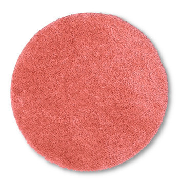 Room Essentials Round Bath Rug - Georgia Peach (24