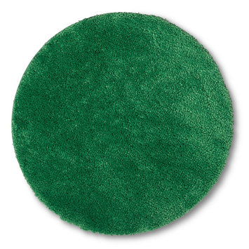 Room Essentials Round Bath Rug - Fresh Green (24