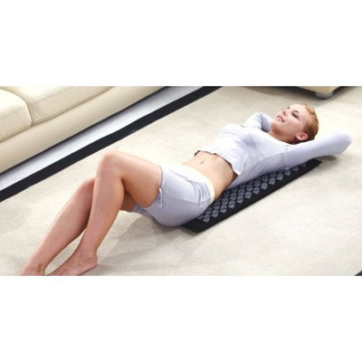 Acupressure Fitness Acupressure Mat Spike Body Mat for stress, neck pain, back pain or foot pain relief