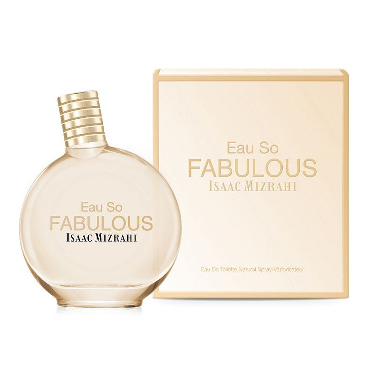 Isaac Mizrahi Eau So Fabulous Eau de Toilette Spray - Women's