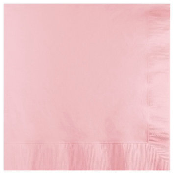 Creative Converting Lunch Paper Napkin - Classic Pink (50 Count)