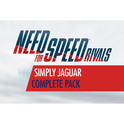Electronic Arts Need For Speed Rivals: Simply Jaguar Complete Pack - Electronic Software Download (PC Games)
