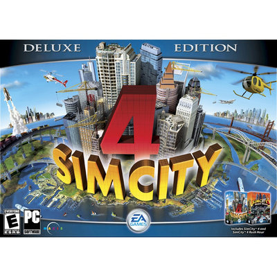 Electronic Arts SimCity 4: Deluxe Edition - Electronic Software Download (PC)