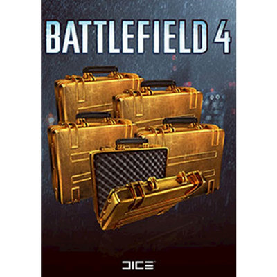 Electronic Arts Battlefield 4: 5x Gold Battlepacks - Electronic Software Download (PC)