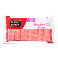 Shearer's Foods, Inc. Market Pantry Strawberry Wafer Cookies 8oz