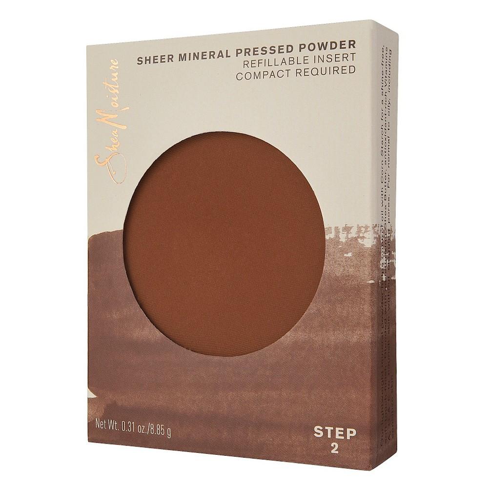 SheaMoisture Sheer Mineral Pressed Powder