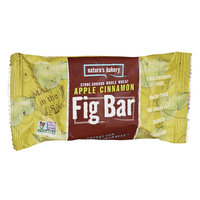 Bella Four Bakery 12 Ounce Nature's Bakery Apple Cereal Bars