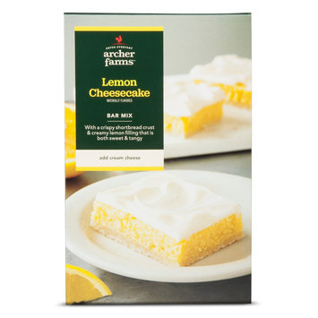 Pelican Bay AF Cream Cheese Lemon Bars 9.7oz