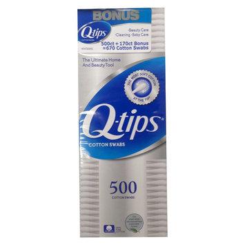 Unilever Q-Tips 750 ct Cotton Swabs