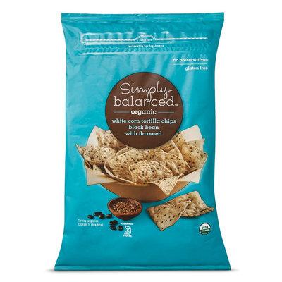 Barrel O'fun Simply Balanced Salt Black Bean Chips 12 oz