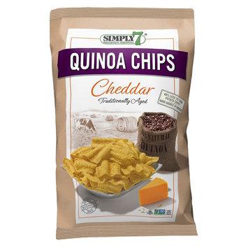 Simply 7 Snacks Simply 7 Cheddar Quinoa Chips 3.5 oz