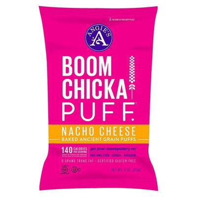 Angie's Boomchickapop Angie's BoomChickaPuffs Nacho Cheese 4 oz